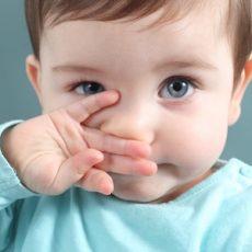 насморк у ребенка без температуры чем лечить