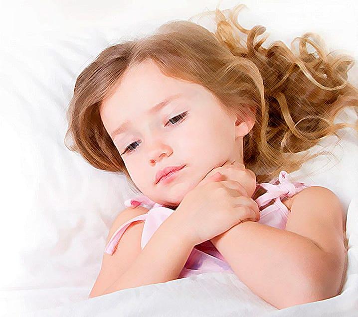 у ребенка долго не проходит насморк