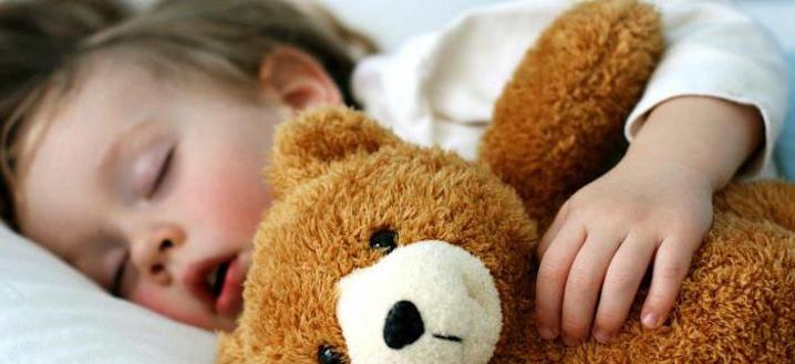 причины детского храпа
