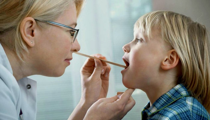 Профилактика аденоиды у детей