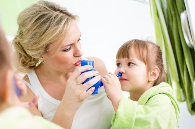 Народные методы лечения аденоидита